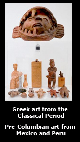 Greek and Pre-Columbian art